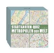 Cover-Bild zu Stadtkarten-Quiz Metropolen der Welt
