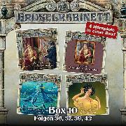 Cover-Bild zu Hoffmann, E.T.A.: Gruselkabinett, Box 10: Folgen 36, 37, 39, 42 (Audio Download)