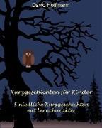 Cover-Bild zu Hoffmann, David: Kurzgeschichten für Kinder (eBook)