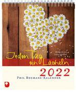 Cover-Bild zu Jeden Tag ein Lächeln 2022 von Sander, Ulrich (Hrsg.)