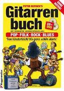 Cover-Bild zu Gitarrenbuch / Peter Burtsch's GITARRENBUCH von Bursch, Peter