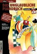 Cover-Bild zu Das unglaubliche Pianobuch von Blunk, Henning