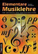 Cover-Bild zu Elementare Musiklehre von Bessler, Jeromy