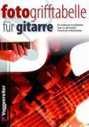 Cover-Bild zu Fotogrifftabelle für Gitarre von Bessler, Jeromy