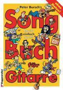 Cover-Bild zu Peter Bursch's Songbuch für Gitarre Bd. 1 von Bursch, Peter