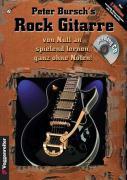 Cover-Bild zu Peter Bursch's Rock Gitarre von Bursch, Peter