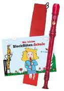 Cover-Bild zu Das bunte Blockflöten-Set von Holtz, Martina