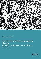 Cover-Bild zu Geschichte der Hexenprozesse in Bayern von Riezler, Sigmund