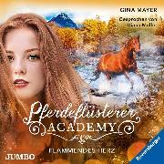 Cover-Bild zu Pferdeflüsterer-Academy. Flammendes Herz (Audio Download) von Mayer, Gina