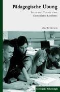 Cover-Bild zu Brinkmann, Malte: Pädagogische Übung