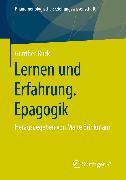 Cover-Bild zu Buck, Günther: Lernen und Erfahrung. Epagogik (eBook)