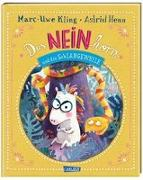 Cover-Bild zu Kling, Marc-Uwe: Das NEINhorn und die SchLANGEWEILE