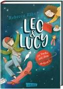 Cover-Bild zu Elbs, Rebecca: Leo und Lucy: Die Sache mit dem dritten L