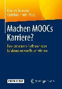 Cover-Bild zu Deimann, Markus (Hrsg.): Machen MOOCs Karriere? (eBook)