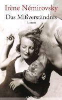 Cover-Bild zu Das Mißverständnis von Némirovsky, Irène