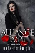 Cover-Bild zu Alliance impie (Unholy Union Romantic Duet, #2) (eBook) von Knight, Natasha