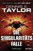 Cover-Bild zu Die Singularitätsfalle (eBook)