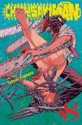 Cover-Bild zu Fujimoto, Tatsuki: Chainsaw Man, Vol. 8