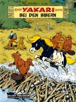 Cover-Bild zu Derib, Claude: Yakari bei den Bibern