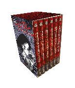Cover-Bild zu Kishiro, Yukito: Battle Angel Alita Deluxe Complete Series Box Set