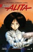 Cover-Bild zu Kishiro, Yukito: Battle Angel Alita Deluxe 1 (Contains Vol. 1-2)