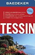 Cover-Bild zu Baedeker Reiseführer Tessin von Gisler, Omar