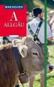 Cover-Bild zu Baedeker Reiseführer Allgäu von Schetar, Daniela