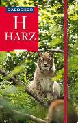 Cover-Bild zu Baedeker Reiseführer Harz von Schliebitz, Anja