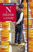 Cover-Bild zu Baedeker Reiseführer Niederlande von Borowski, Birgit