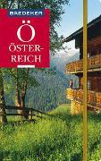 Cover-Bild zu Baedeker Reiseführer Österreich von Spath, Mag.Stefan