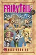 Cover-Bild zu Mashima, Hiro: Fairy Tail, Band 5