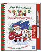 Cover-Bild zu Magic Water Colouring - Weihnachtszauber von Copper, Jenny