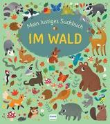 Cover-Bild zu Mein lustiges Suchbuch - Im Wald von Barder, Gemma