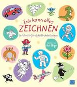 Cover-Bild zu Ich kann alles zeichnen - 50 Schritt-für-Schritt-Anleitungen von Fethke, Ursula (Übers.)