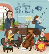 Cover-Bild zu So klingt Schubert von Collet, Emilie