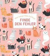 Cover-Bild zu Finde den Fehler - Mein lustiges Bilder-Suchbuch von Peto, Violet