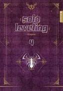 Cover-Bild zu Chugong: Solo Leveling Roman 04