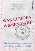 Cover-Bild zu Was Europa wissen darf