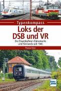 Cover-Bild zu Loks der DSB und VR
