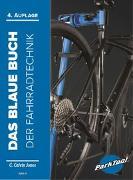 Cover-Bild zu Das Blaue Buch der Fahrradtechnik