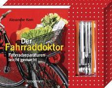 Cover-Bild zu Der Fahrraddoktor-Set - Mit 8-teiligem Multitool