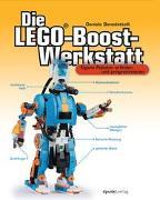 Cover-Bild zu Die LEGO®-Boost-Werkstatt