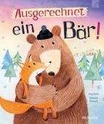Cover-Bild zu Ausgerechnet ein Bär! von Senior, Suzy