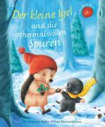 Cover-Bild zu Der kleine Igel und die geheimnisvollen Spuren von Butler, M Christina