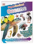 Cover-Bild zu Superchecker! Ozeane von Mills, Andrea