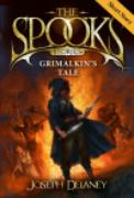 Cover-Bild zu The Spook's Stories: Grimalkin's Tale (eBook) von Delaney, Joseph