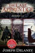 Cover-Bild zu Last Apprentice 3-Book Collection (eBook) von Delaney, Joseph