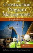 Cover-Bild zu Construction Program Management (eBook) von Delaney, Joseph