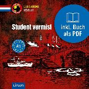 Cover-Bild zu Student vermist (Audio Download) von Wormgoor, Rheate