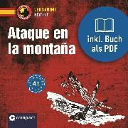 Cover-Bild zu Ataque en la montaña (Audio Download) von Vicente, María Montes
